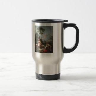 Francois Boucher - Summer Pastoral Coffee Mug