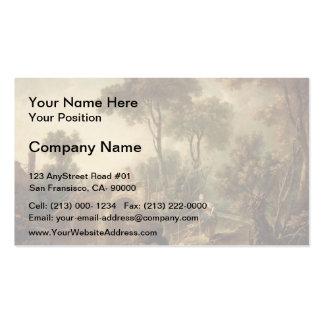 Francois Boucher - The Bridge Business Card Templates