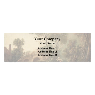 Francois Boucher - The Bridge Business Card