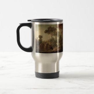Francois Boucher - The Bridge Coffee Mugs