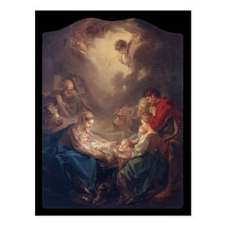 Francois Boucher - The Light of the World Postcard