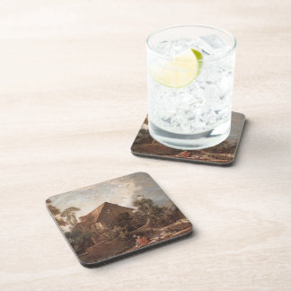 Francois Boucher - The Mill Beverage Coaster