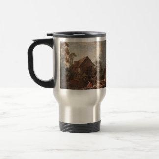 Francois Boucher - The Mill Mugs