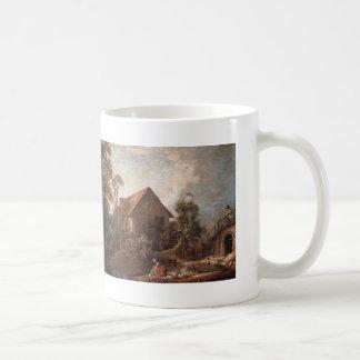 Francois Boucher - The Mill Mug
