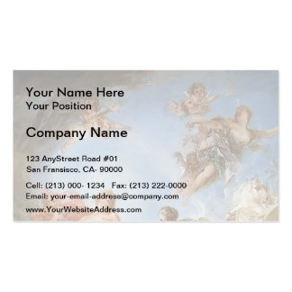 Francois Boucher - The Rising of the Sun Business Card