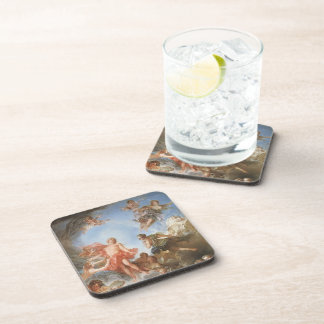 Francois Boucher - The Rising of the Sun Drink Coaster