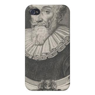 Francois de Malherbe iPhone 4/4S Cover