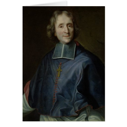 Francois de Salignac de la Mothe-Fenelon Greeting Card