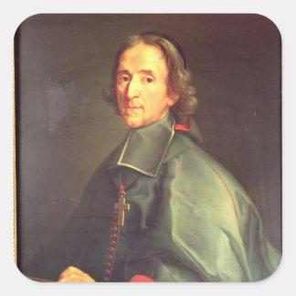 Francois de Salignac de la Mothe-Fenelon Square Sticker