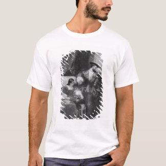 Francois I and Anne de Pisseleu T-Shirt