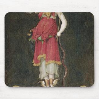 Francois I  as a composite deity Mouse Pad
