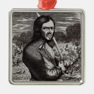Francois Lolonois, General of the French Christmas Ornament