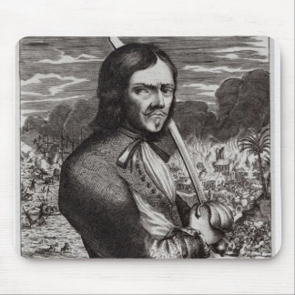 Francois Lolonois, General of the French Mouse Pad