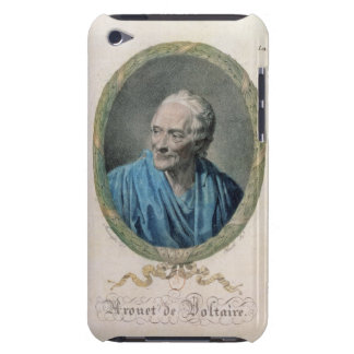 Francois Marie Arouet de Voltaire (1694-1778) engr Case-Mate iPod Touch Case