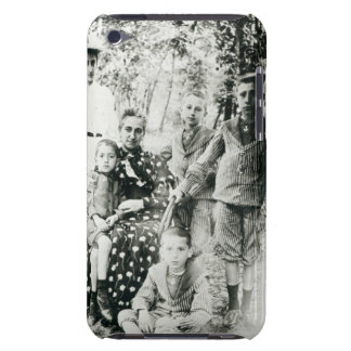 Francois Mauriac (1885-1970) as a child (b/w photo iPod Touch Cover