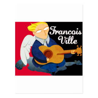 Francois Ville Logo Stedy Salin Cartes Postales