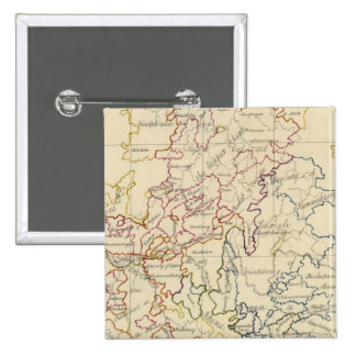 Franconia 15 Cm Square Badge