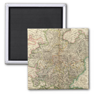 Franconia 2 square magnet