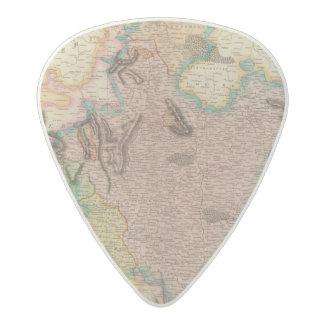 Franconia Acetal Guitar Pick