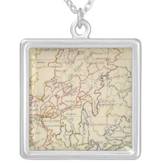 Franconia Silver Plated Necklace
