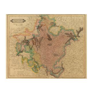Franconia Wood Canvas