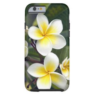 Frangipani flower Cook Islands Tough iPhone 6 Case