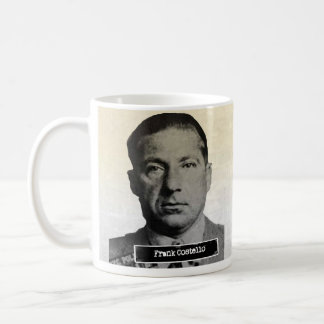 Frank Costello Historical Mug