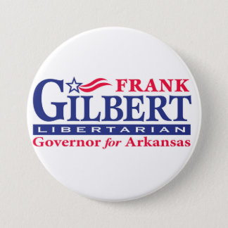 "Frank Gilbert 3"" 7.5 Cm Round Badge"