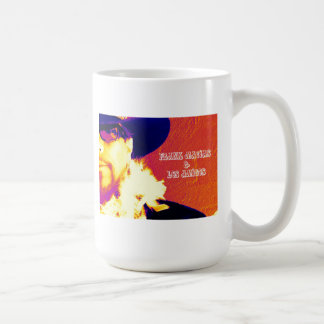 Frank Macias in Your Coffee Basic White Mug