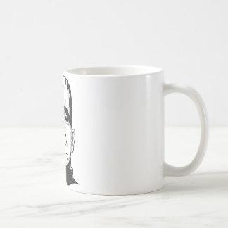 Frank Monster Basic White Mug