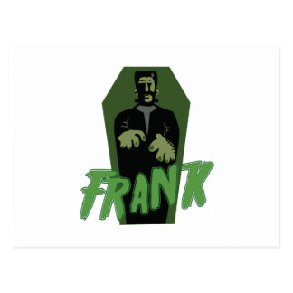Frank Monster Postcard