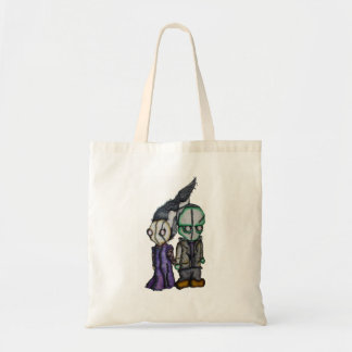 Frank-n-Bride Tote Bag