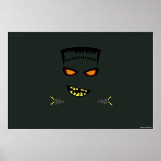 Frank N Monster 24 X 36 Poster