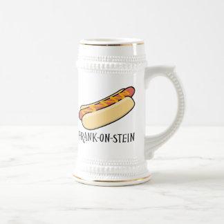 Frank-On-Stein Beer Steins