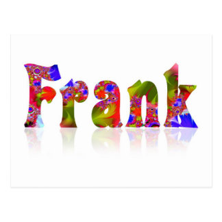 Frank Postcard
