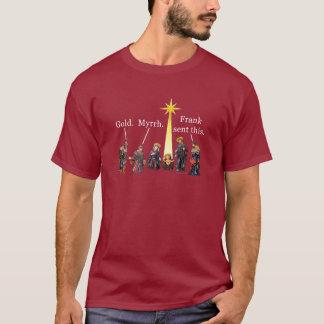 Frank Sent This Dark Shirts