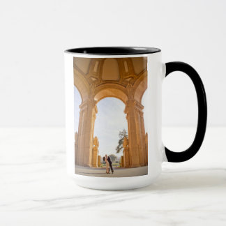Frank & Vivian wedding mug