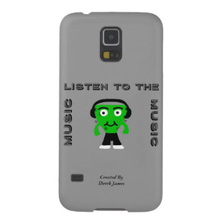 FrankenCheese Samsung Galaxy S5 Case