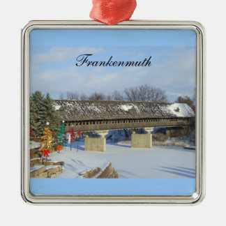 Frankenmuth Michigan Christmas Ornament