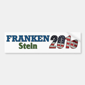 FrankenStein 2016 Bumper Sticker