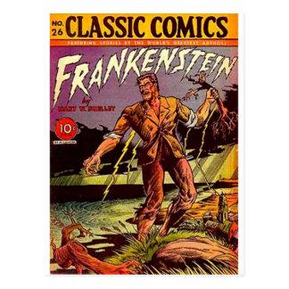 frankenstein-3 postcard