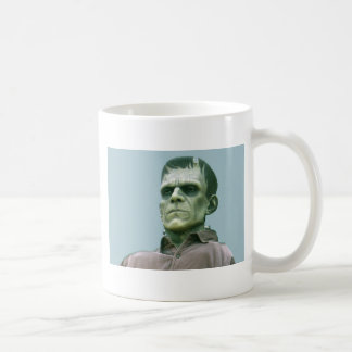 Frankenstein and Azure Skies - Photograph Coffee Mug
