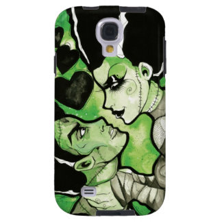 Frankenstein and his Bride phone case