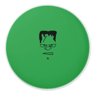 Frankenstein Ceramic Knob