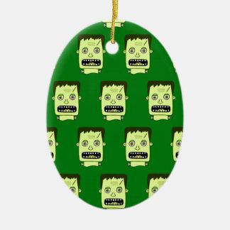 Frankenstein Christmas Ornament