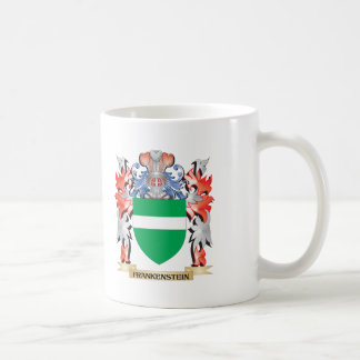 Frankenstein Coat of Arms - Family Crest Coffee Mug