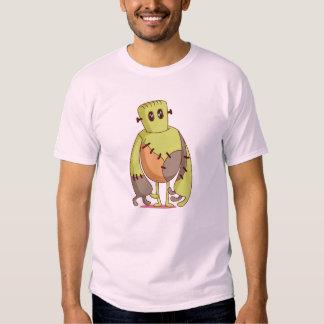 Frankenstein comic t shirt