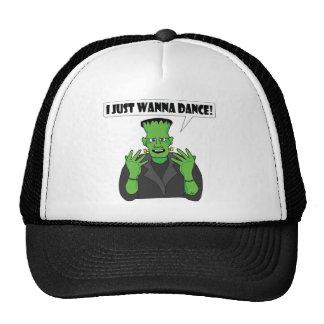 FRANKENSTEIN dance Cap