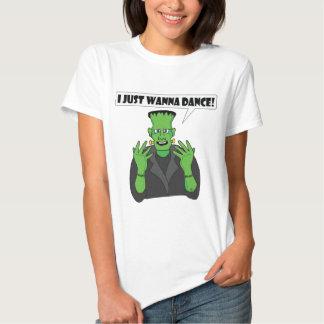 FRANKENSTEIN dance T Shirts