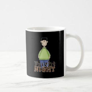 Frankenstein Fright Night Halloween Mugs